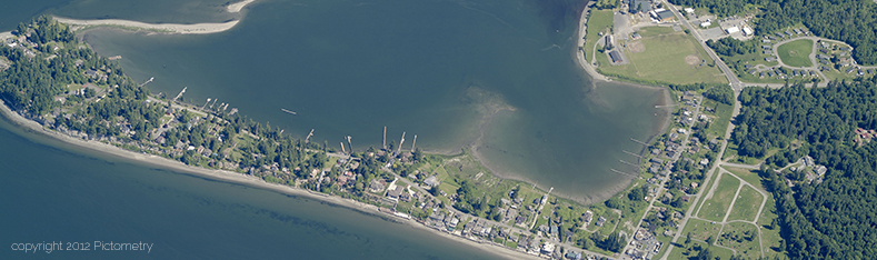 Tulalip Natural Resources GIS department header image