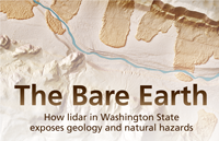 The Bare Earth: How lidar in Washington State exposes geology and natural hazards
